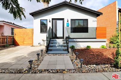 Mid Los Angeles (C16) Single Family Home For Sale: 2615 Clyde Avenue
