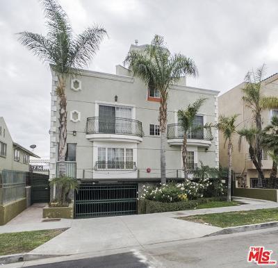 Los Angeles Condo/Townhouse For Sale: 4736 Elmwood Avenue #C