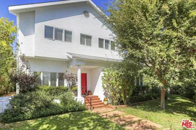 Los Angeles Single Family Home For Sale: 11827 Kearsarge Street