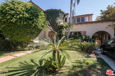 Beverly Hills Rental For Rent: 320 South Camden Drive