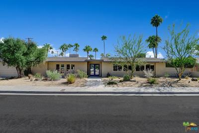 Palm Springs Single Family Home For Sale: 472 North Orchid Tree Lane