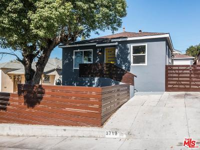 Los Angeles Single Family Home For Sale: 3719 Middle Road