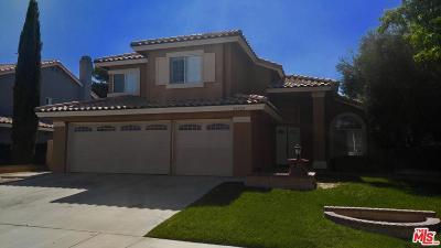 Lancaster Single Family Home For Sale: 44529 Stillwater Drive