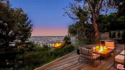 Los Angeles County Single Family Home For Sale: 8530 Franklin Avenue