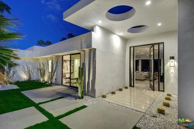 Palm Springs Single Family Home For Sale: 353 Vereda Norte