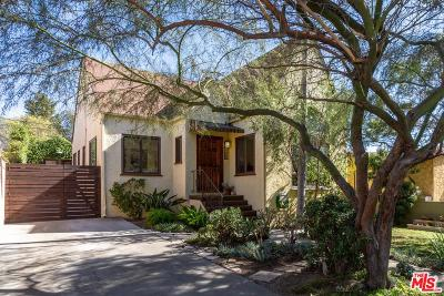 Los Angeles CA Single Family Home For Sale: $1,099,000