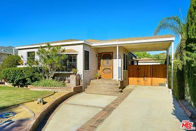 Los Angeles CA Single Family Home For Sale: $1,185,000
