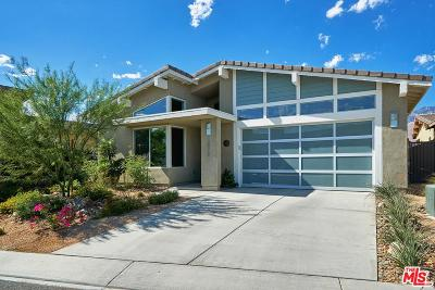 Palm Springs Single Family Home For Sale: 1375 Passage Street
