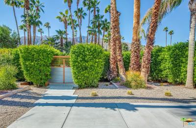 Palm Springs Single Family Home For Sale: 1220 South San Mateo Drive