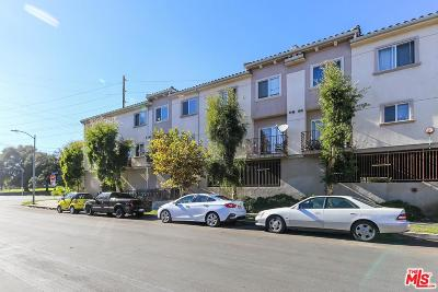 Los Angeles County Condo/Townhouse For Sale: 12375 Osborne Place #6