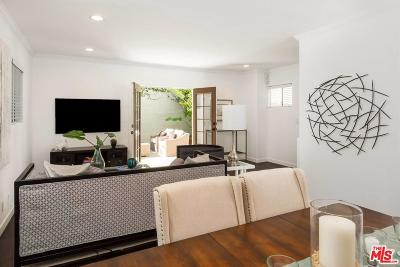 Single Family Home For Sale: 1309 North Beverly Glen Boulevard