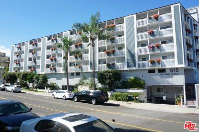 Redondo Beach Condo/Townhouse For Sale: 615 Esplanade #305