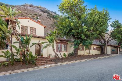 Los Angeles County Single Family Home For Sale: 2155 Outpost Drive