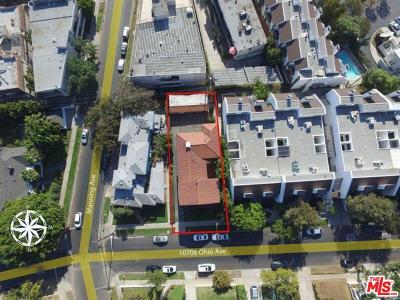 Los Angeles County Residential Income For Sale: 10706 Ohio Avenue