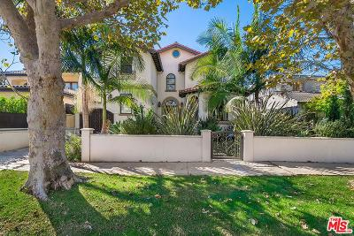 Los Angeles CA Single Family Home For Sale: $3,298,000