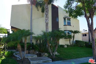 Redondo Beach Condo/Townhouse For Sale: 403 North Elena Avenue #5