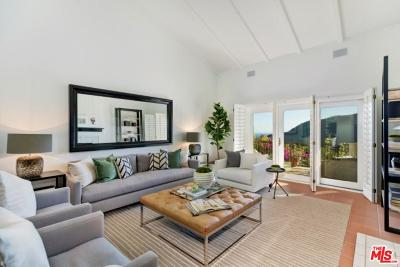 Pacific Palisades Condo/Townhouse For Sale: 1906 Palisades Drive