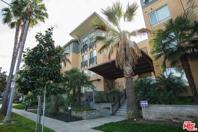 Playa Vista Condo/Townhouse Sold: 6400 Crescent #315