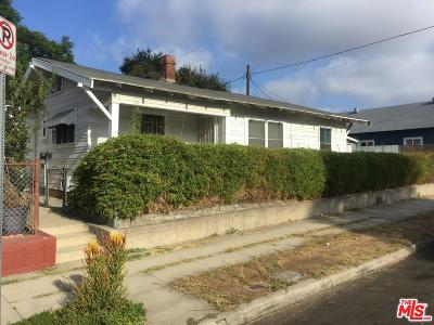 Los Angeles Single Family Home For Sale: 505 North Avenue 65