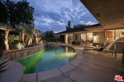 Rancho Mirage Single Family Home For Sale: 9 Columbia Drive
