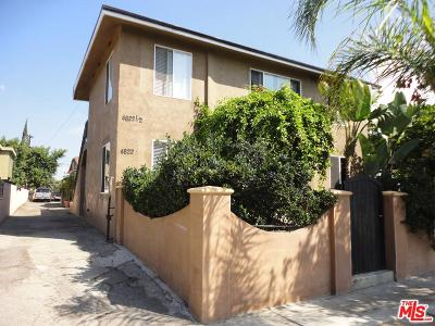 Los Angeles County Residential Income For Sale: 4820 South Slauson Avenue