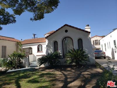 Los Angeles Single Family Home For Sale: 3019 Chesapeake Avenue