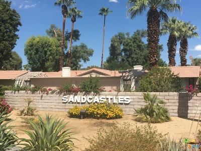 Palm Springs CA Condo/Townhouse For Sale: $255,000