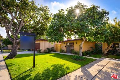 Culver City Single Family Home For Sale: 4255 McConnell