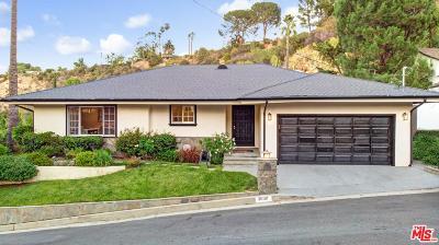 Sherman Oaks Single Family Home For Sale: 3638 Sheridge Drive