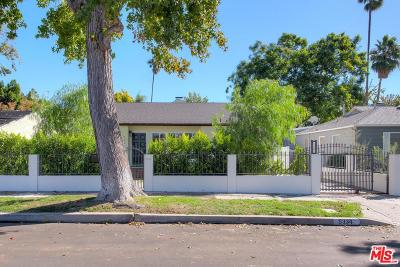 Valley Village Single Family Home For Sale: 5334 Beeman Avenue