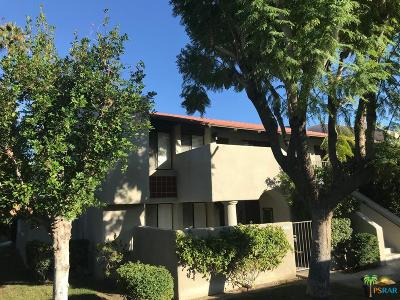 Palm Springs Condo/Townhouse For Sale: 351 North Hermosa Drive #5A2