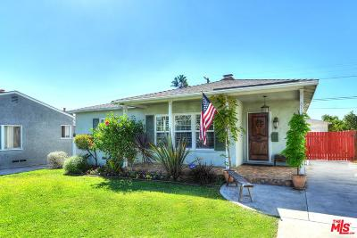 Single Family Home For Sale: 6936 West 84th Place