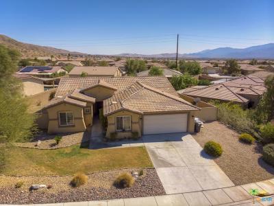 Desert Hot Springs Single Family Home For Sale: 65045 Blue Sky Circle