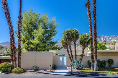 Palm Springs Condo/Townhouse For Sale: 80 Lakeview Drive