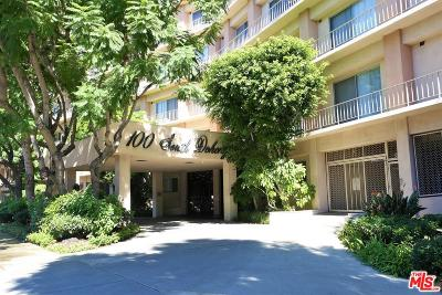 Los Angeles Condo/Townhouse For Sale: 100 South Doheny Drive #321