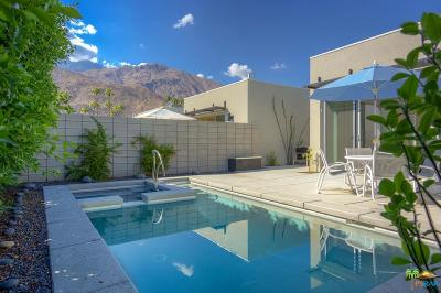 Palm Springs Single Family Home For Sale: 737 East Twin Palms Drive