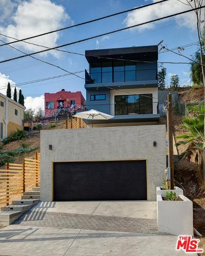 Los Angeles CA Single Family Home For Sale: $949,000