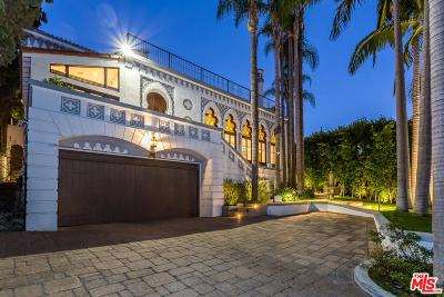 Single Family Home For Sale: 8003 Hollywood Boulevard