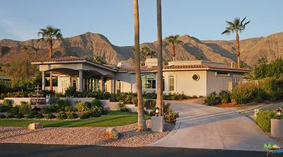Rancho Mirage Single Family Home For Sale: 70499 Boothill Road