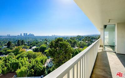 West Hollywood Condo/Townhouse For Sale: 9255 Doheny Road #1006