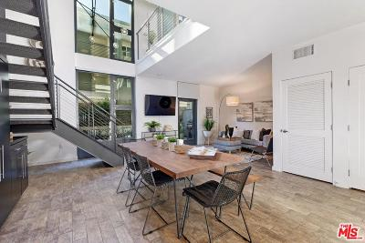 Los Angeles County Condo/Townhouse For Sale: 13045 Pacific Promenade #129
