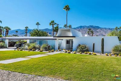 Palm Springs Single Family Home For Sale: 425 North Juanita Drive