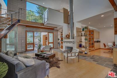 Sherman Oaks Single Family Home For Sale: 4070 Benedict Canyon Drive
