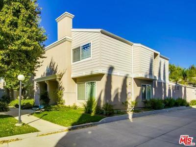 Northridge Condo/Townhouse For Sale: 10233 White Oak Avenue #1