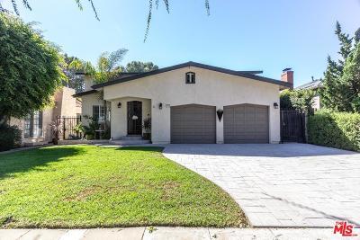 Single Family Home For Sale: 3937 Albright Avenue