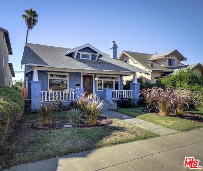 Los Angeles Single Family Home For Sale: 1132 West 51st Place