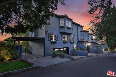Sherman Oaks Single Family Home For Sale: 3949 Oakfield Drive