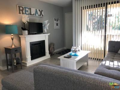 Palm Springs CA Condo/Townhouse For Sale: $129,900