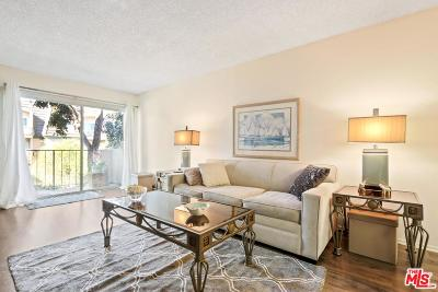 Playa Del Rey Condo/Townhouse For Sale: 8163 Redlands Street #43