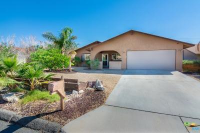 Desert Hot Springs Single Family Home For Sale: 13860 Hidalgo Street